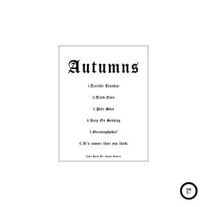 Autumns Insert back print