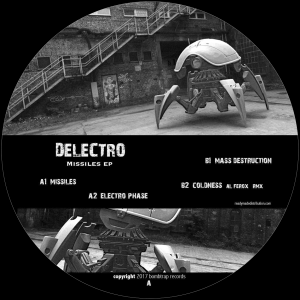 Delectro - Missiles Side A