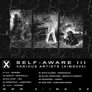 SELF-AWARE III - Various Artists - XIMG005
